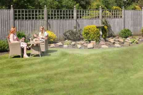 Greensleeves Lawn Care South Essex - Up to 400 Square Metres of Lawn Treatment with Weed Control - Save 60%