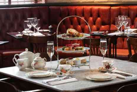Reform Social and Grill - Prosecco Afternoon Tea for Two - Save 65%