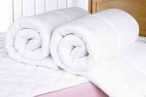 Chums - Downland lightweight duvet in Single, Double or King sizes - Save 55%
