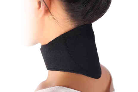 Shop Story - One magnetic self warming neck support - Save 81%