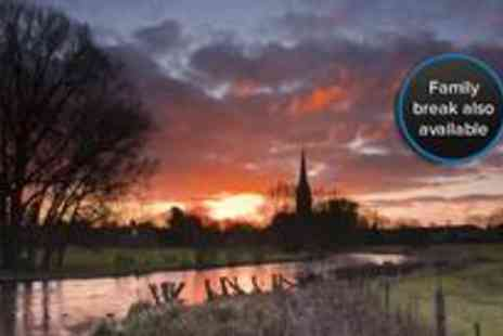 Lancers House - Two night Wiltshire break - Save 47%