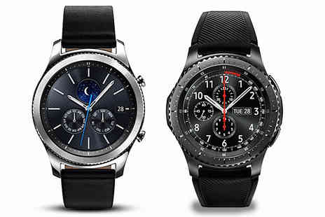 Ezy Gadgets - Samsung Gear S3 Watch - Save 0%