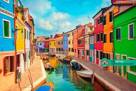 Weekender Breaks - A Venice, Italy hotel stay with breakfast and return flights - Save 28%
