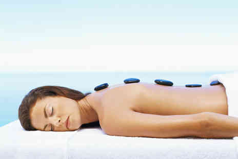 Jadore Beauty And More - One hour hot stone massage - Save 0%