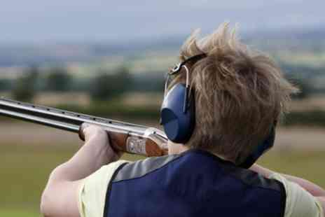 Guns and Clays - Clay Pigeon Shooting with 30 or 60 Targets Each - Save 35%