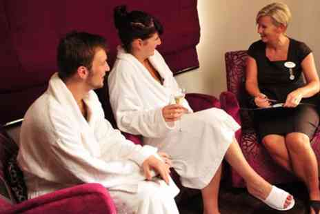 Imagine Spa Blofield Heath - Spa Experience with Serail Mud Chamber and Glass of Bubbly - Save 33%