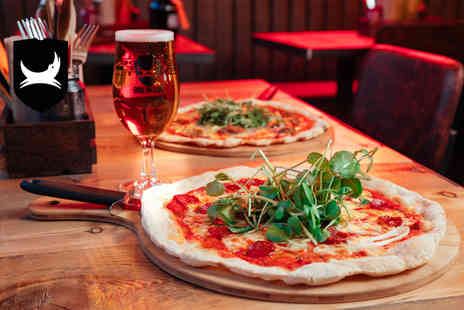 BrewDog - Takeway pizza and Headliner beer for one person - Save 50%