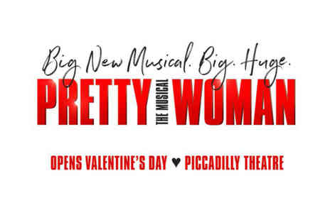 Just Book Sports - A London stay with Pretty Woman The Musical theatre tickets - Save 0%