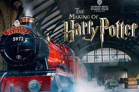 Just Book Sports - A London hotel stay with a tour of Warner Bros Studios The Making of Harry Potter - Save 0%
