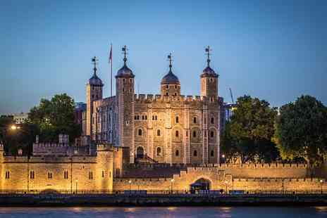 OMGhotels - A London Stay with breakfast and Tower of London - Save 0%