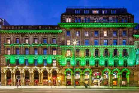 Ibis Styles Manchester - A Manchester hotel stay Portland Street for two people with a grab & go breakfast - Save 40%