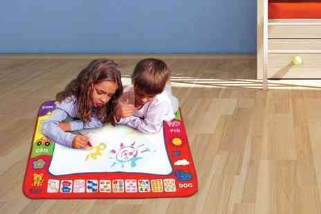London Exchain Store - Childrens doodle mat and pen - Save 82%