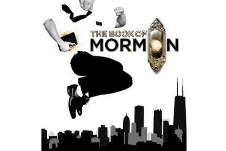 Just Book Sports - A London hotel stay with The Book of Mormon tickets - Save 0%