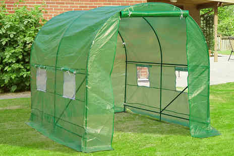 Mhstar - 2.5m x 2m reinforced green house - Save 0%