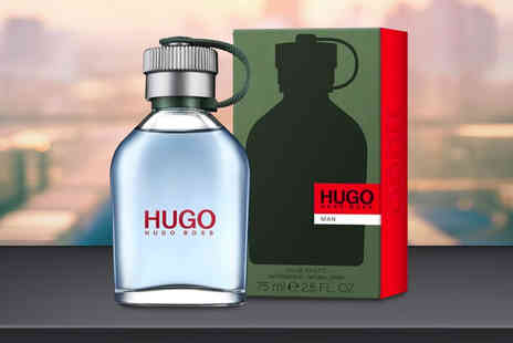 Bright Retail - Hugo Boss HUGO MAN 75ml fragrance - Save 33%