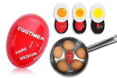 London Exchain Store - Colour changing egg timer - Save 60%