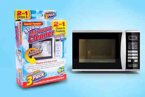 London Exchain Store - Steam miracle microwave cleaner - Save 80%