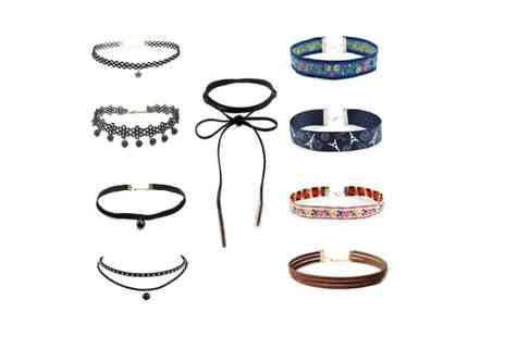 London Exchain Store - 9pc choker set new styles - Save 87%