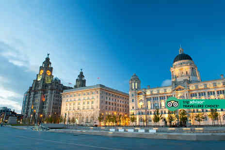 The Resident Liverpool - A central Liverpool, Merseyside hotel stay - Save 34%
