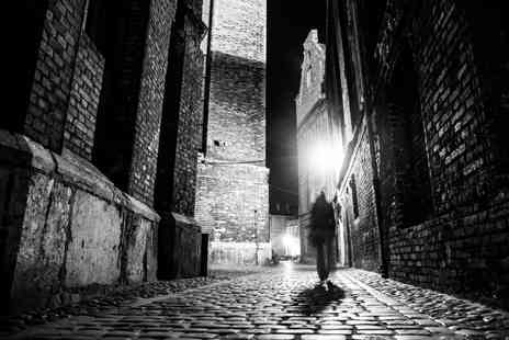 Mystery Walks - Your choice of Jack the Ripper Tours or Ghosts and Executions for one person - Save 50%