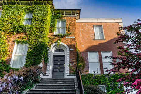 Butlers Townhouse - An Ireland stay for two people with early check in - Save 21%