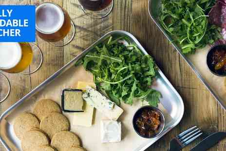 BrewDog - Beers and snacks for 2 - Save 44%