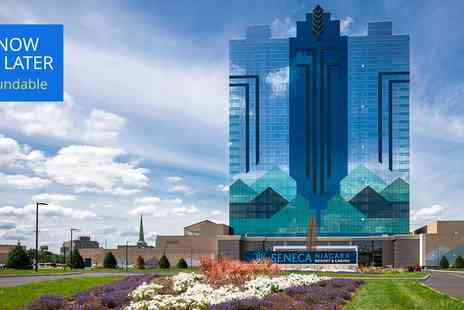 Seneca Niagara Resort & Casino - Niagara Falls Casino Stay include - Save 0%