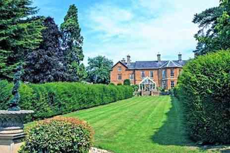Sedgebrook Hall - Standard Room for Two with Breakfast - Save 48%