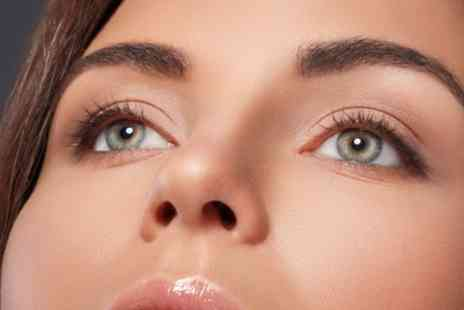 Believe In Beauty - Eyebrow Wax and Tint or Full Set of Eyelash Extensions - Save 23%