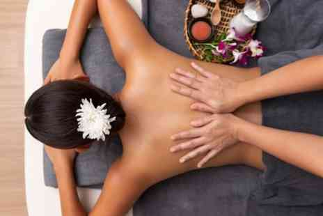 Believe In Beauty - Full-Body, Hot Stone or Indian Head Massage with Back Massage - Save 34%