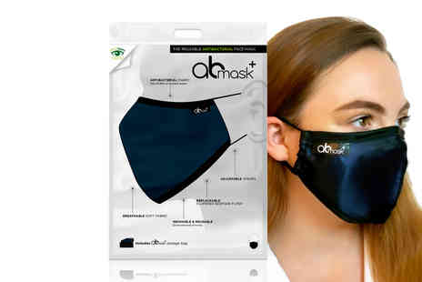 The Body Doctor - Reusable Ab Mask face covering - Save 0%