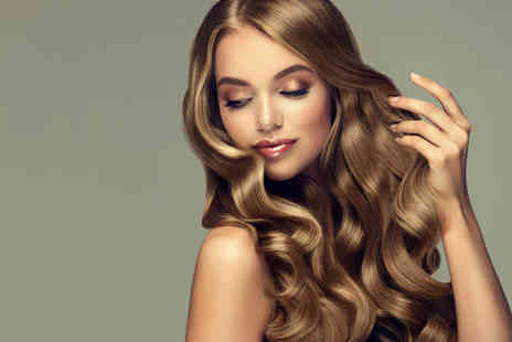 Fire Hut - Brazilian blow dry - Save 48%