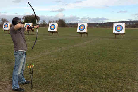 Firefly Activities - One hour archery and skybow session for one person - Save 0%