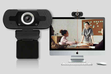 Arther Gold - HD webcam with 1080p video - Save 71%