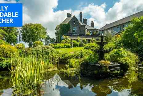 Hunday Manor Country House Hotel - Country house escape near Lake District - Save 51%