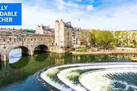 Apex Hotels - Overnight Bath city centre stay with bubbly & breakfast - Save 40%