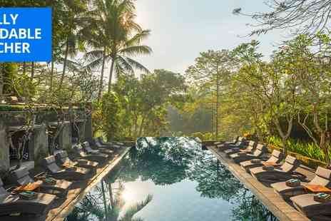 Maya Resorts Bali - 10 nights beach & jungle stay - Save 51%