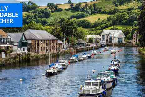The Royal Seven Stars Hotel - South Devon coaching inn stay Near River Dart - Save 46%