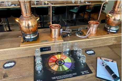 Hothams Gin School and Distillery - Distil Your Own Gin with Tastings and Cocktails for Two - Save 0%