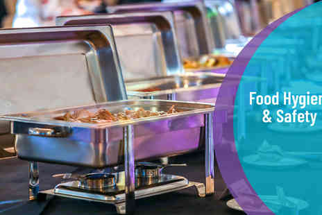 One Education - Level 2 Catering Food Hygiene and Safety Online Course - Save 99%