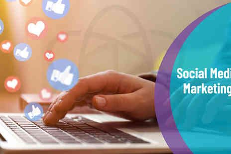 One Education - Social Media Marketing Certification Course - Save 98%