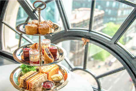 Hotel Gotham - Afternoon tea for two people with a glass of Prosecco each - Save 43%