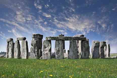 Golden Tours - Stonehenge and Bath coach tour - Save 48%