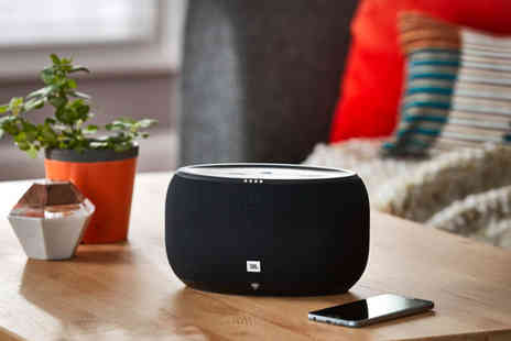 Hanaco - JBL Link 10 wireless speaker with Google assistant - Save 41%