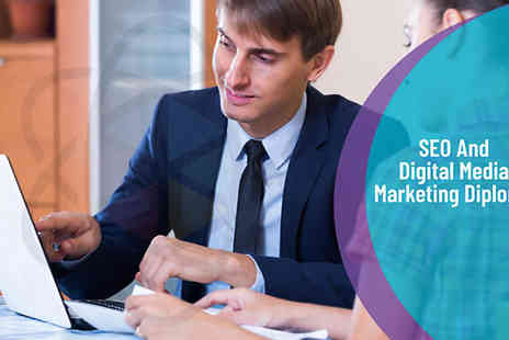 One Education - Online SEO and Digital Media Marketing Diploma Course - Save 98%