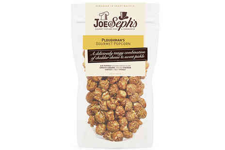 Joe & Sephs - Weirdos Selection 4 Pack Of Popcorn For Those That Just Like Weird Flavours - Save 25%