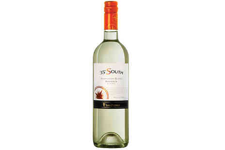 Great Western Wine - 6 or 12 Mixed White and Red Chilean Wines - Save 22%