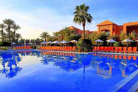 Weekender Breaks - An all inclusive Marrakech, Morocco hotel stay with return flights - Save 24%