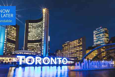 Toronto Marriott City Centre Hotel - Downtown Marriott Hotel with Extras - Save 0%