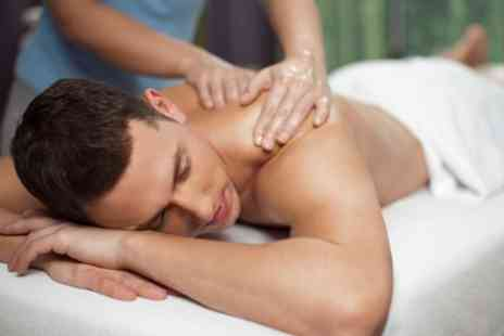 First Choice Therapy - Choice of 30 Minute Back or 45 Minute Full Body Massage - Save 40%